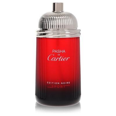 Pasha De Cartier Noire Sport For Men By Cartier Eau De Toilette Spray (tester) 3.3 Oz