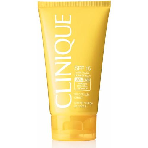 Clinique SPF 15 Face/Body Cream 150 ml Sonnencreme