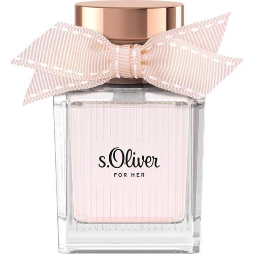 s.Oliver For Her Eau de Parfum (EdP) 30 ml Parfüm