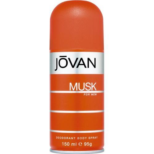 Jovan Musk For Men Deodorant Body Spray 150 ml Deodorant Spray