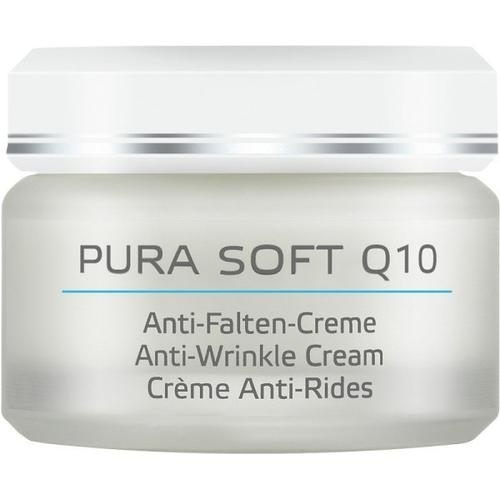 Annemarie Börlind Pura Soft Q10 Anti-Falten-Creme 50 ml Gesichtscreme