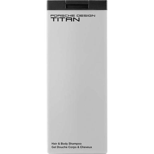 Porsche Design Titan Hair & Body Shampoo 200 ml Duschgel
