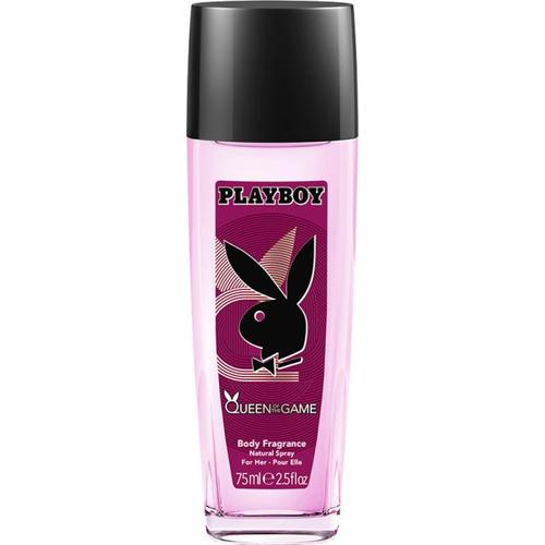 Playboy Queen of the Game Deo Natural Spray 75 ml Deodorant Spray