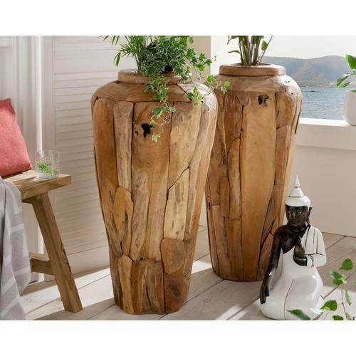 die Faktorei Deko-Vase Amphore Gross / 55x120 cm