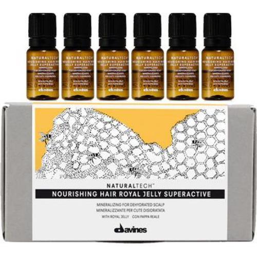 Davines Natural Tech Nourishing Hair Royal Jelly Superactive 6 x 8 ml Haarkur