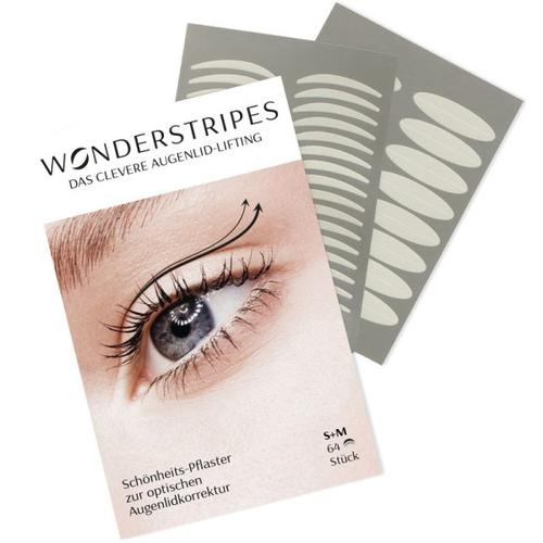 Wonderstripes Gr. S+M, 2 x 32 Stk. Augenlid-Tape