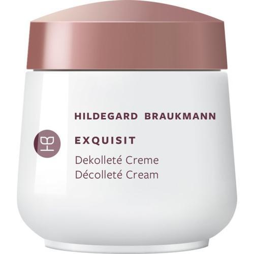 Hildegard Braukmann exquisit Dékolleté Creme 50 ml Dekolletécreme