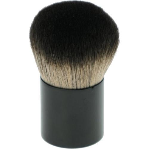 Fantasia Kabuki-Pinsel, schwarz Toray-Haar, Höhe 7 cm, Ø 3cm Friseurzubehör