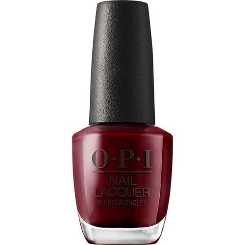 OPI Nail Lacquer - Classic Got The Blues For Red - 15 ml - ( NLW52 ) Nagellack