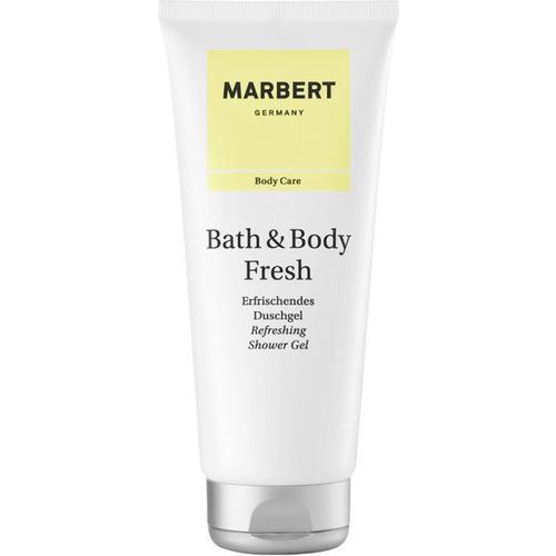 Marbert B&B Fresh Shower Gel 200 ml Duschgel