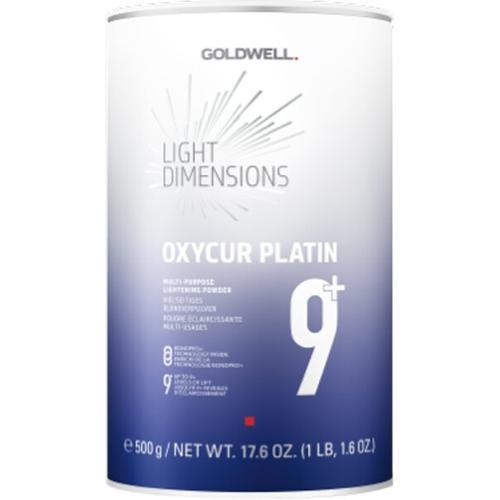 Goldwell Oxycur Platin staubfrei 500 g Blondierung