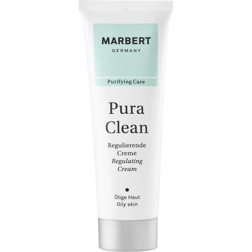 Marbert Pura Clean Regulating Cream 50 ml Gesichtscreme