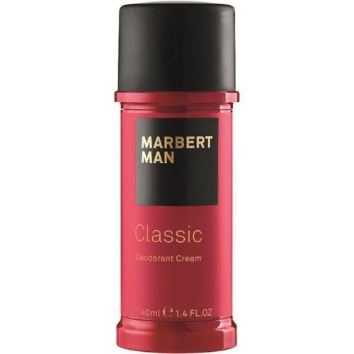 Marbert Man Classic Deodorant Cream 40 ml Deodorant Creme