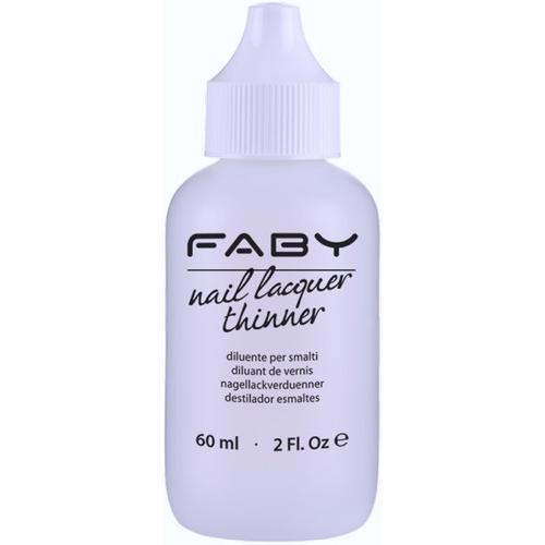 Faby Nail Lacquer Thinner 60 ml Nagellackverdünner