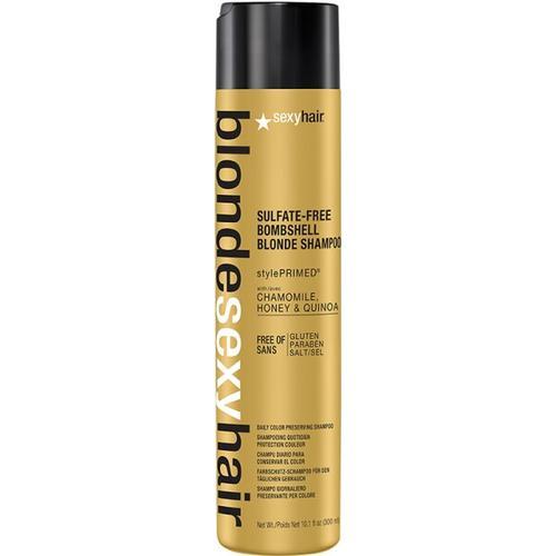 Sexyhair Blonde Bombshell Blonde Shampoo 300 ml