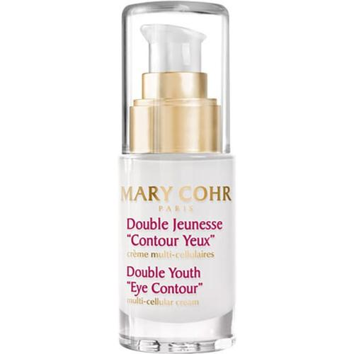 Mary Cohr Double Jeunesse Contour Yeux 15 ml Augencreme