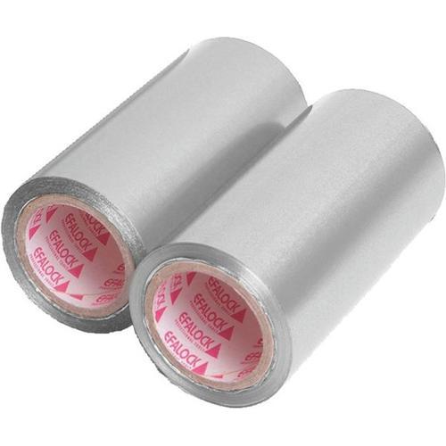 Efalock Alu-Folie silber 12/50/20 2er Pack Alufolie