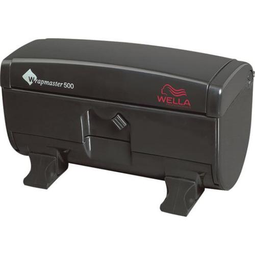 Wella Wrapmaster 500 Alufolien Dispenser schwarz Folienschneider