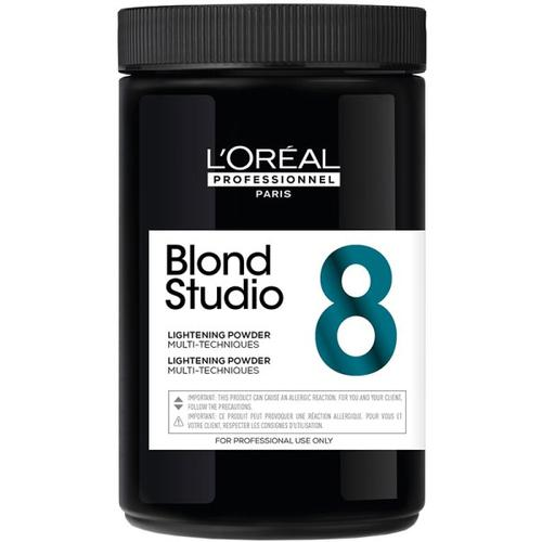 L'Oréal Professionnel Blond Studio Multi Techniques Powder 500 g Blondierung