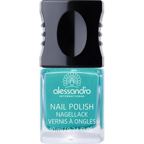 Alessandro Colour Code 4 Nail Polish 918 Aquarius 10 ml Nagellack