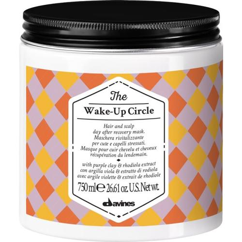 Davines The Circle Chronicles The Wake-Up Circle 750 ml Haarmaske