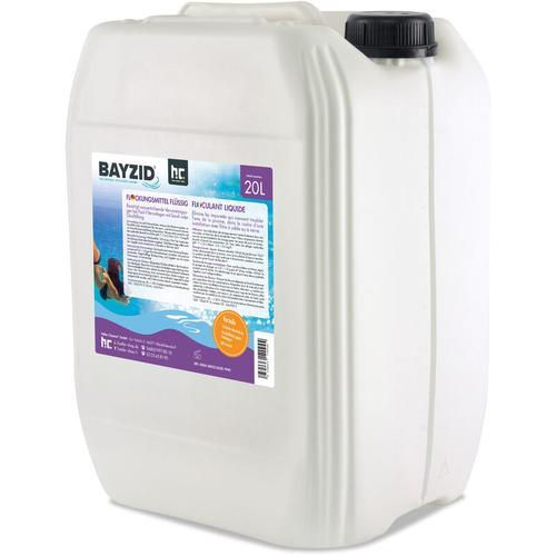 Höfer Chemie - 2 x 20 Liter BAYZID® Flockungsmittel flüssig für Pools