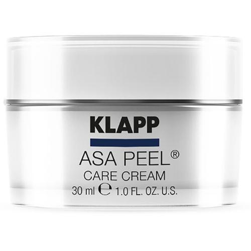 Klapp Asa Peel Care Cream 30 ml Gesichtscreme