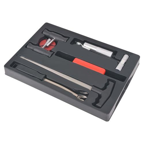 vidaXL Windschutzscheibe Werkzeug Set