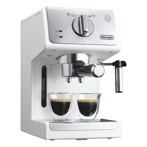 Espressomaschine »ECP33.21.W«, De Longhi, 18.5x30.5x24 cm