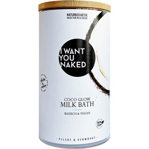 I Want You Naked Kokos-Milchbad - Kokosnuss & Vitamin E 400 g