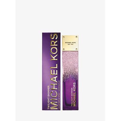 Michael Kors Twilight Shimmer Eau de Parfum 3.4 oz. Blue One Size