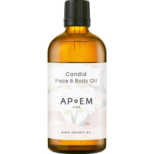 APoEM Candid Face & Body Oil 100 ml Massageöl