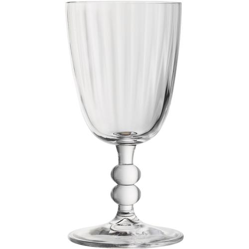 BOHEMIA SELECTION Gläser-Set New England, (Set, 6 tlg.), Kristallglas farblos Kristallgläser Gläser Glaswaren Haushaltswaren