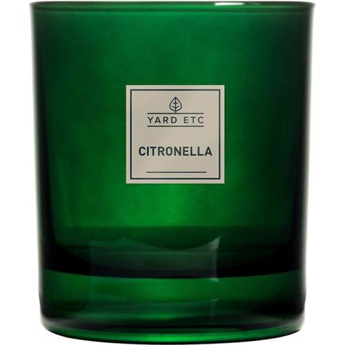 Yard Etc Scented Candle Citronella 240 g Duftkerze