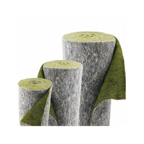 Aquagart - 50m x 1m Ufermatte grün Böschungsmatte Teichrandmatte für die Teichfolie