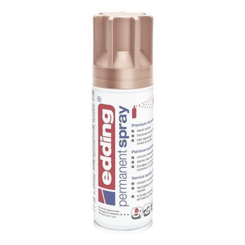 Permanent Spray Premium Acryl-Farblack »5200« braun, Edding