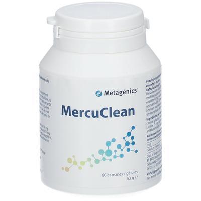 Metagenics® MercuClean pc(s) cap...