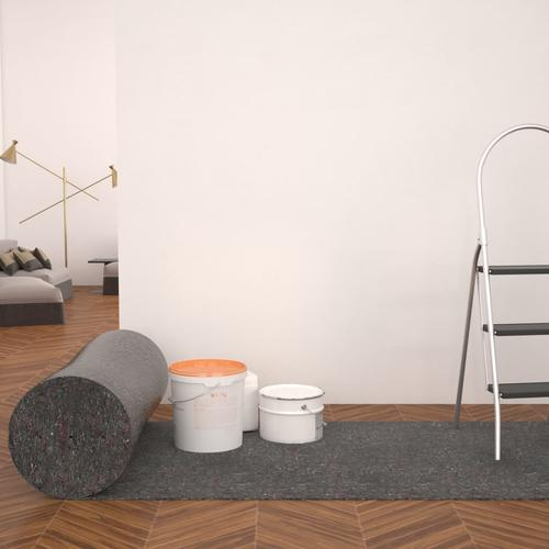vidaXL Rutschfestes Malervlies 50 m 280 g/m² Grau