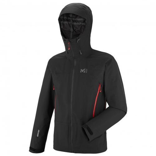 Millet - Kamet Light GTX Jacket - Regenjacke Gr L schwarz