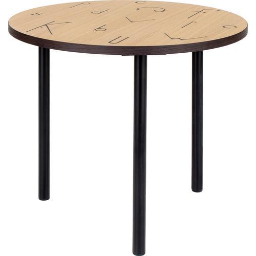 Woodman Beistelltisch beige Beistelltische Tische