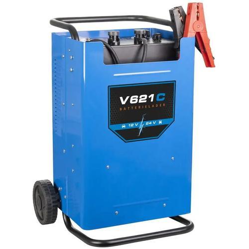Güde Profi Batterielader 12V/24V 70A Batterieladegerät Batterie Ladegerät V621 C