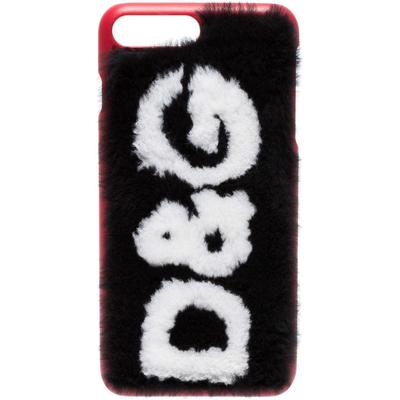 Logo Cashgora Iphone 7 Plus Case - Black - Dolce & Gabbana Cases