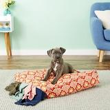 Molly Mutt Papillon Square Dog Bed Duvet Cover, Small