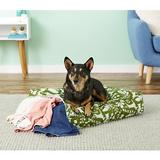 Molly Mutt Amarillo by Morning Square Dog Bed Duvet Cover, Huge, Medium/Large, Small
