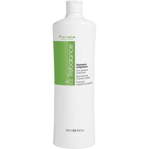 Fanola Re-Balance Shampoo gegen fettendes Haar 1000 ml