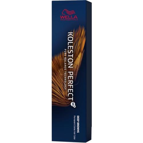 Wella Koleston Perfect Deep Browns 4/77 - Tube 60ml Haarfarbe