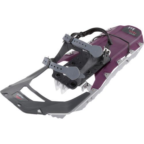 MSR Revo Trail Schneeschuhe Damen in black violet, Größe 25
