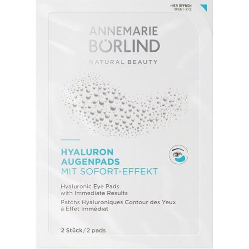 Annemarie Börlind Hyaluron Augenpads 6 x 2 Stk.