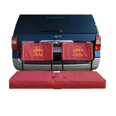 Iowa State Cyclones Tailgate Hitch Seat/Cargo Carrier