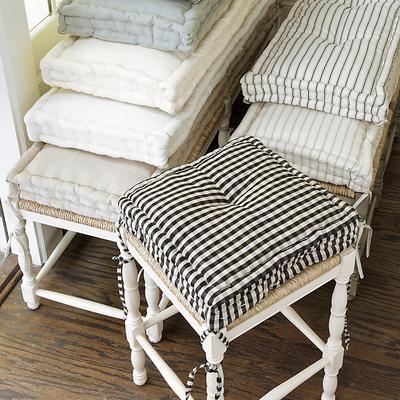 Essential Farmhouse Cushion Natural Linen - Ballard Designs
